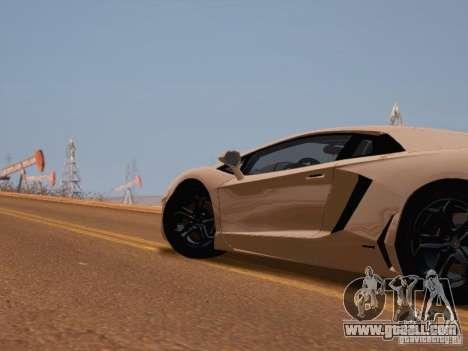 SA_NGGE ENBSeries v1.2 Playable Version for GTA San Andreas third screenshot
