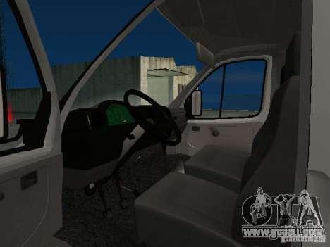 33102 Valday GAZ (long) for GTA San Andreas left view