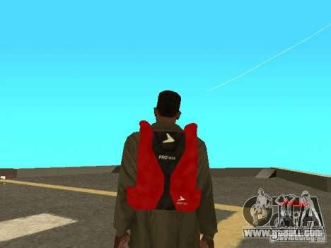 Parachute from TBOGT for GTA San Andreas third screenshot