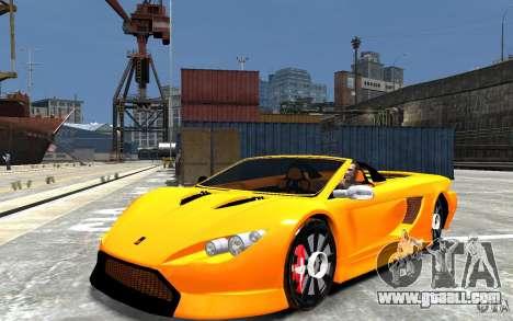 K1 Attack Concept for GTA 4