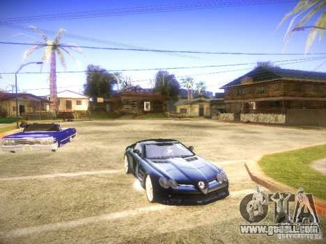 New ENBSEries 2011 v3 for GTA San Andreas third screenshot