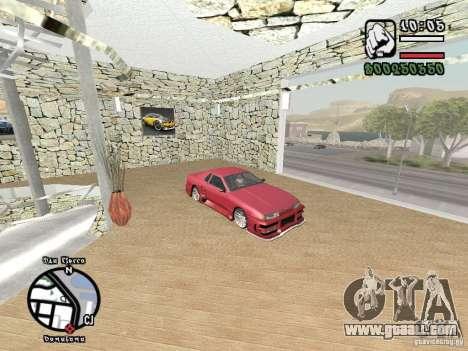 Dodge Salon for GTA San Andreas