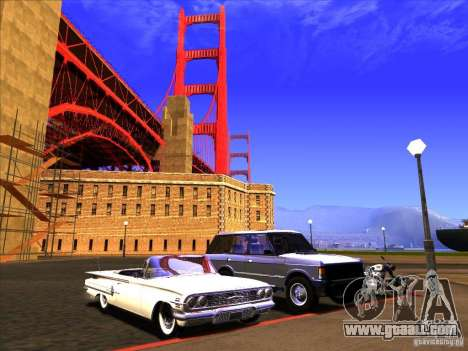 ENBSeries v2.0 for GTA San Andreas eighth screenshot