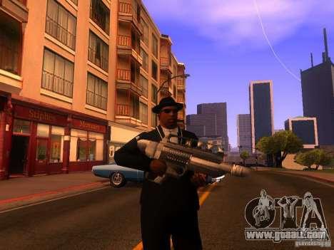 Pancor Jackhammer for GTA San Andreas