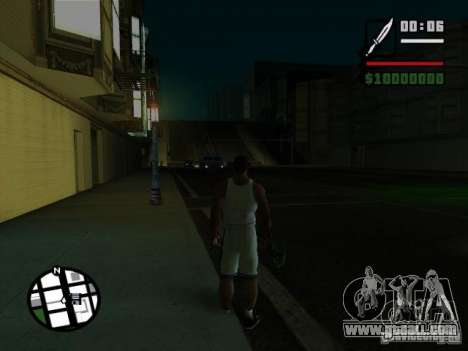 Dream for GTA San Andreas