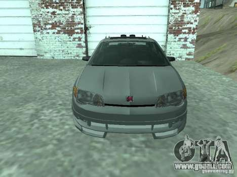 Saturn Ion Quad Coupe 2004 for GTA San Andreas wheels