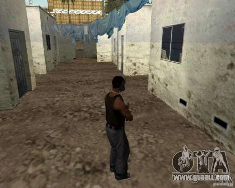 Robber for GTA San Andreas second screenshot