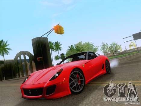 Realistic Graphics HD 5.0 Final for GTA San Andreas sixth screenshot