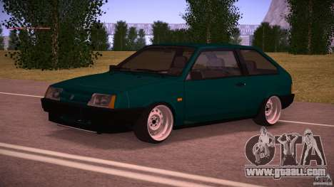 VAZ 2108 Low Classic for GTA San Andreas
