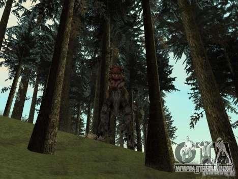 Dinosaurs Attack mod for GTA San Andreas tenth screenshot