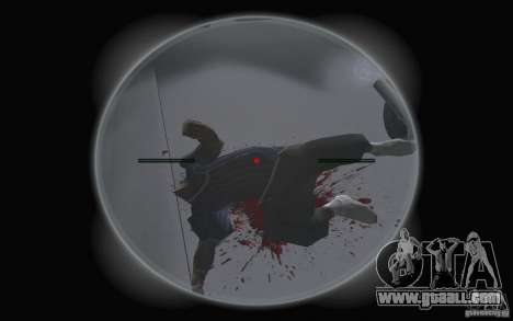Animation of GTA IV v 2.0 for GTA San Andreas forth screenshot