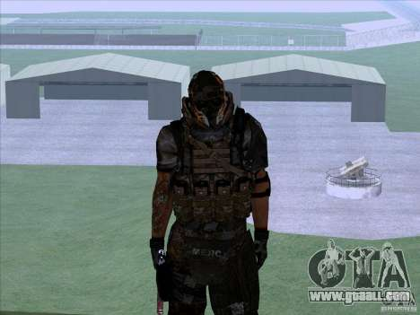 Elliot Salem for GTA San Andreas