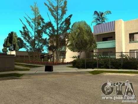 New Grove Street TADO edition for GTA San Andreas tenth screenshot