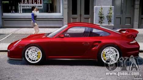 Posrche 911 GT2 for GTA 4 back left view