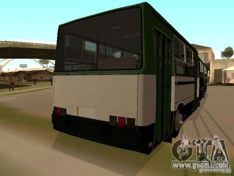 IKARUS 280 33M for GTA San Andreas right view