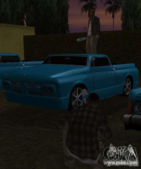 Bat El Coronos v.1.0 for GTA San Andreas sixth screenshot