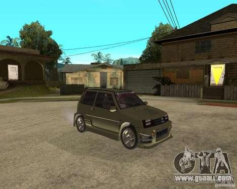 OKA 1111 Z.V.E.R. Tuning for GTA San Andreas right view