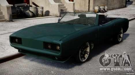 New Dukes for GTA 4