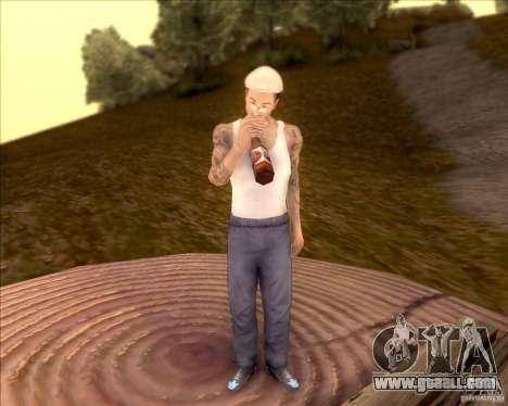 SkinPack for GTA SA for GTA San Andreas seventh screenshot