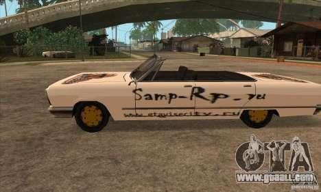 Painting for Savanna for GTA San Andreas second screenshot