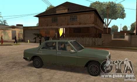 Cop Homies for GTA San Andreas