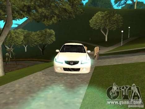 Honda Accord Type S 2003 for GTA San Andreas right view
