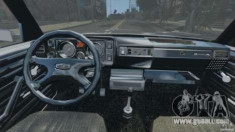 Vaz-21043 v1.0 for GTA 4 back view