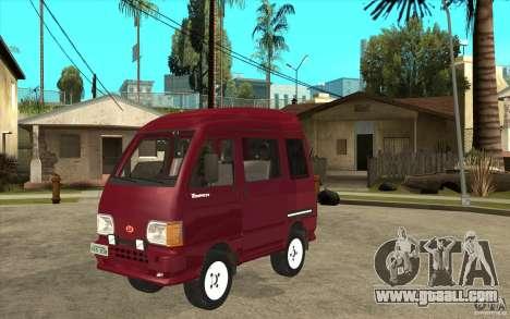 KIA Towner for GTA San Andreas