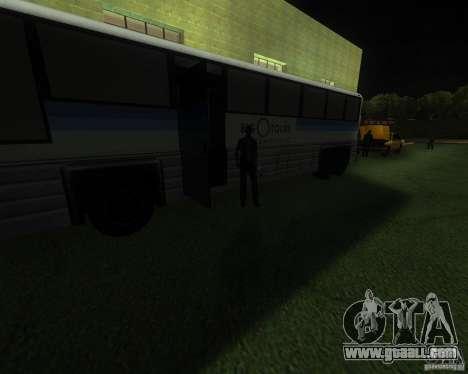 A bustling train station in San Fierro for GTA San Andreas second screenshot