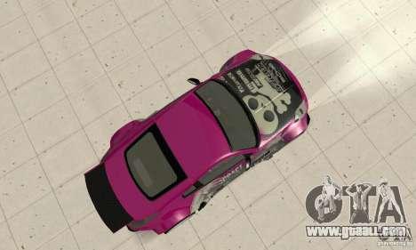 Nissan 350Z Tuning for GTA San Andreas