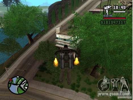 Project Oblivion 2007 for GTA San Andreas second screenshot