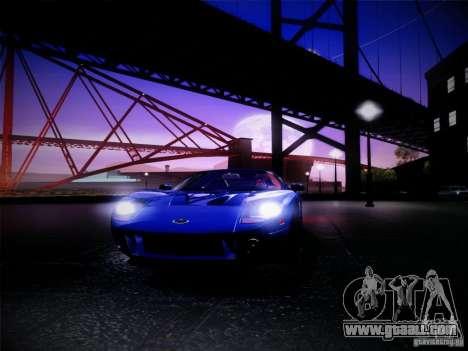 Realistic Graphics 2012 for GTA San Andreas fifth screenshot