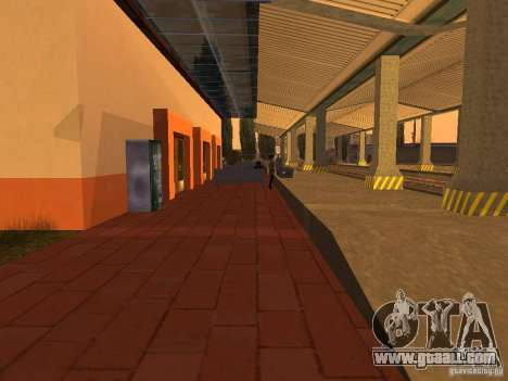 Unity Station for GTA San Andreas seventh screenshot