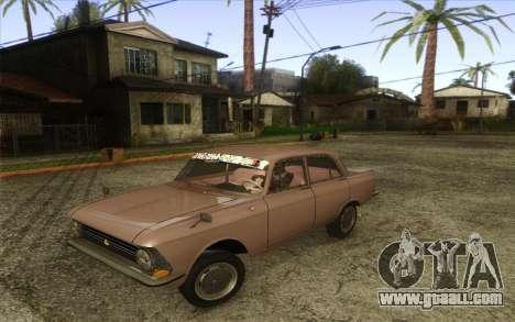 IZH 412 Moskvich for GTA San Andreas