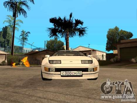 Nissan 300 ZX for GTA San Andreas right view