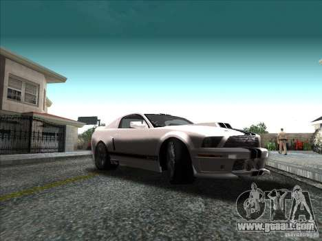 ENBseries v0.075 v3 for GTA San Andreas third screenshot