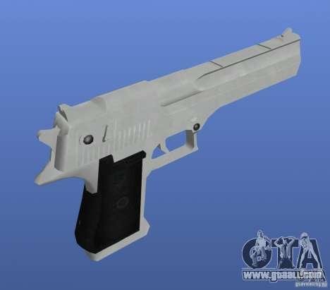 Mega Gun Pack (Chrom) for GTA 4 third screenshot