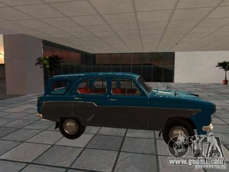 Moskvitch 423 for GTA San Andreas left view