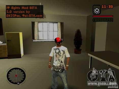 GTA IV Animation in San Andreas for GTA San Andreas