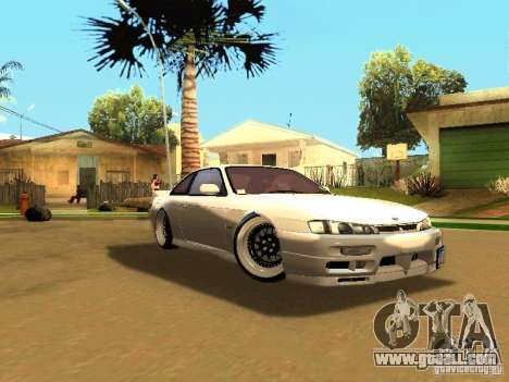 Nissan 200SX JDM for GTA San Andreas left view