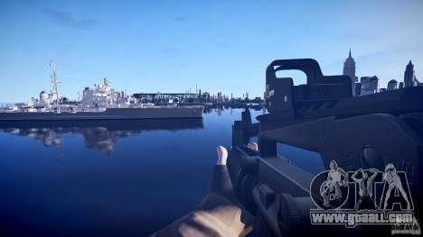 New M4 for GTA 4 third screenshot