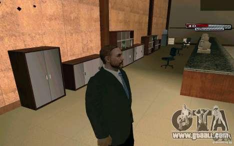Mayor HD for GTA San Andreas third screenshot