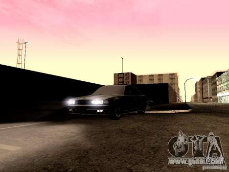 LibertySun Graphics For LowPC for GTA San Andreas sixth screenshot