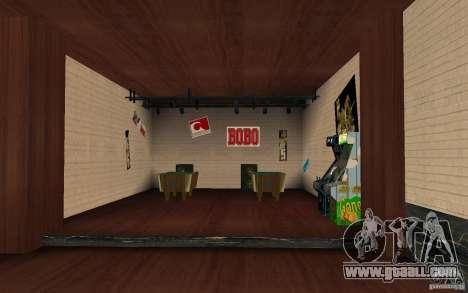 A new bar in Gantone v. 2 for GTA San Andreas third screenshot