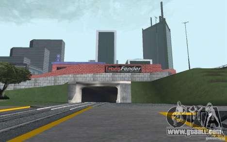 New car dealer Wang Cars for GTA San Andreas seventh screenshot