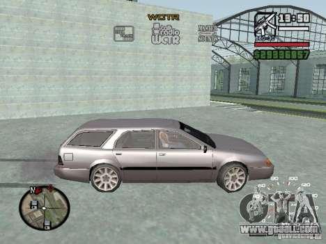 Radio Art (icons Radio in GTA IV) for GTA San Andreas second screenshot