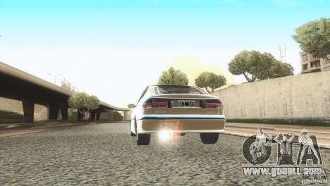Renault Laguna RXE 1996 for GTA San Andreas back view