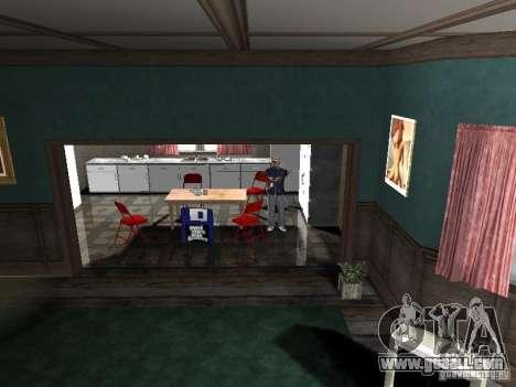 Free moving camera for GTA San Andreas sixth screenshot