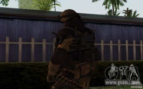 Šturomvik of Warface for GTA San Andreas third screenshot
