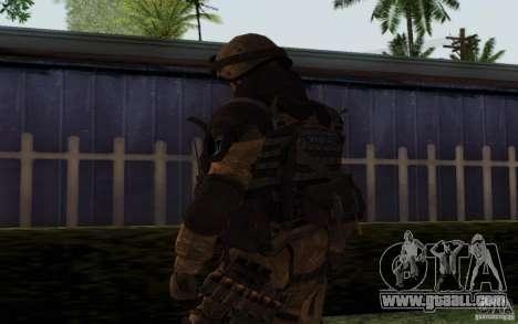 Šturomvik of Warface for GTA San Andreas third screenshot